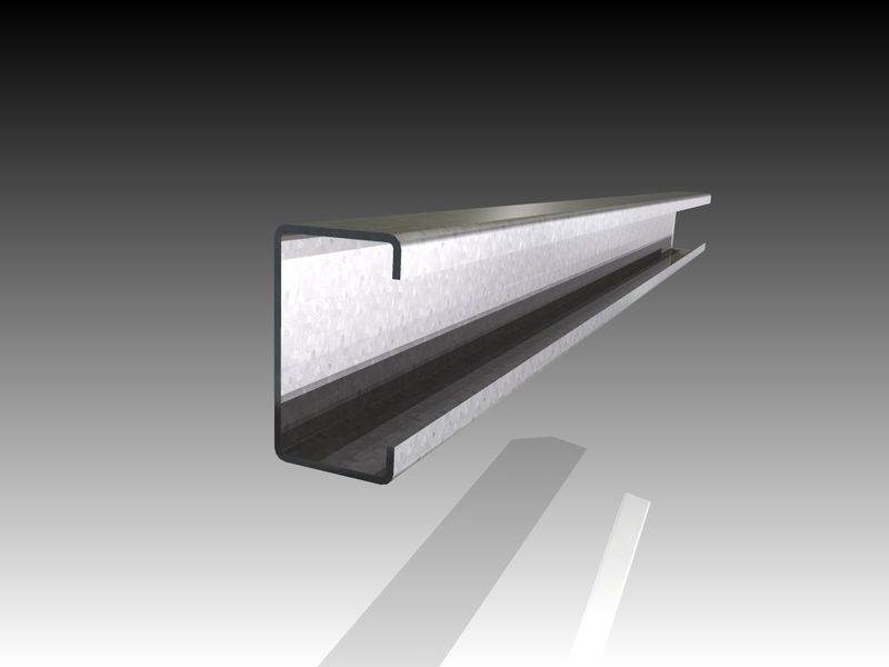 Lipped Channel Textor Metal Industries